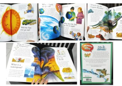 Educational Books Why-2