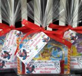 Customized snacks wrapper Gift packs
