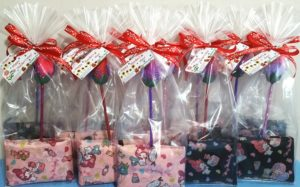 Rose with Bag Gift Packs