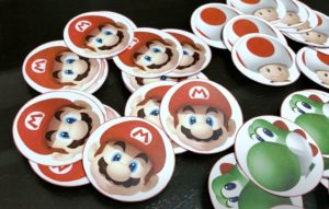 Mario Toppers