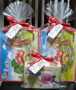 Puzzles Gift packs