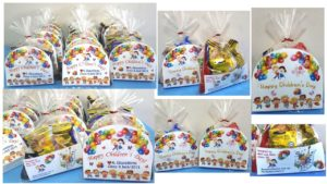 Snacks Packages